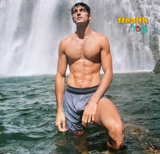 Taylor Zakhar Perez Workout Routine and Diet Plan