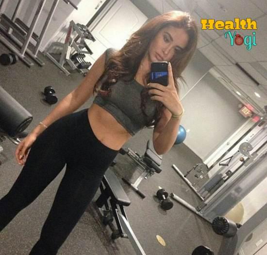 Catherine Paiz McBroom Workout Routine and Diet Plan