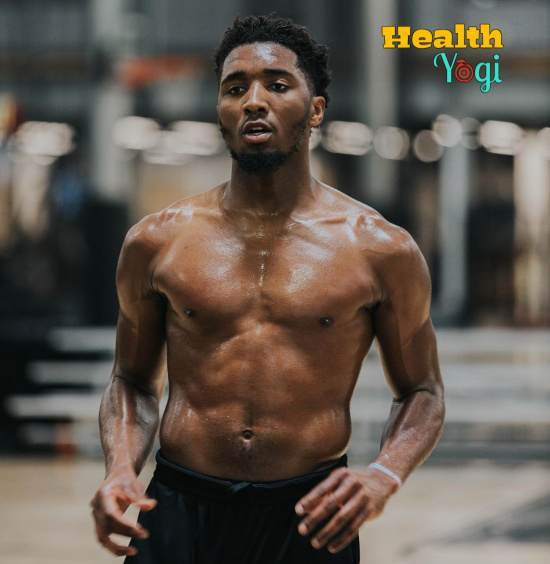 Donovan Mitchell Workout Routine and Diet Plan