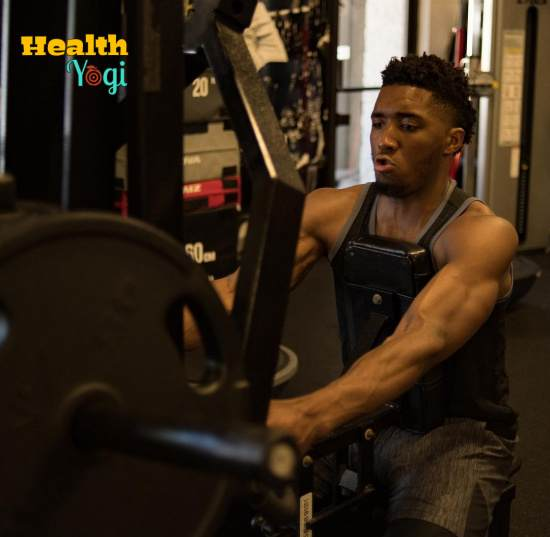 Donovan Mitchell Workout Routine