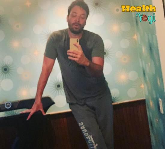 Jimmy Fallon Workout Routine