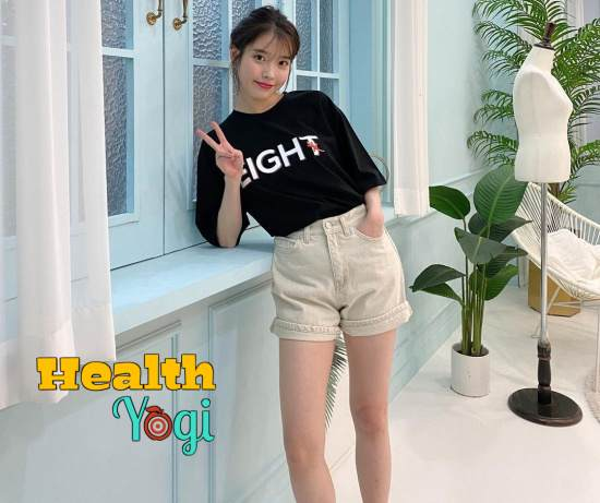 IU (Lee Ji-eun) Workout Routine and Diet Plan [2020]