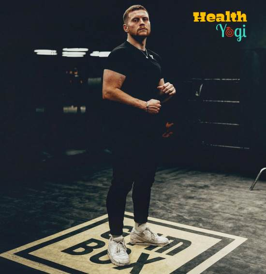 Ethan Payne Workout Routine and Diet Plan