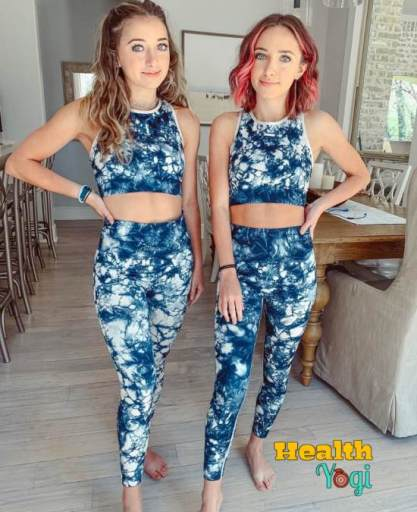 Brooklyn and Bailey McKnight Workout Routine and Diet Plan