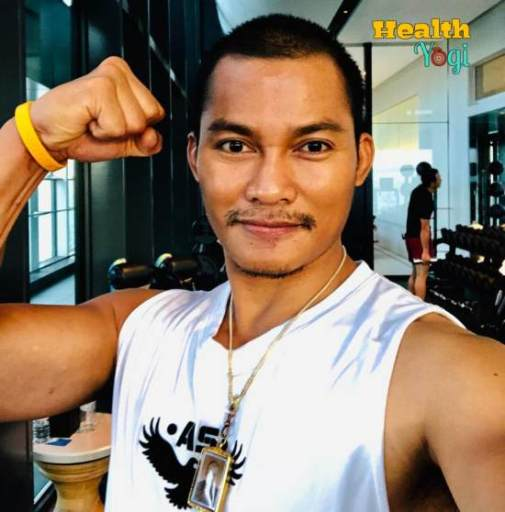 Tony Jaa Workout Routine and Diet Plan