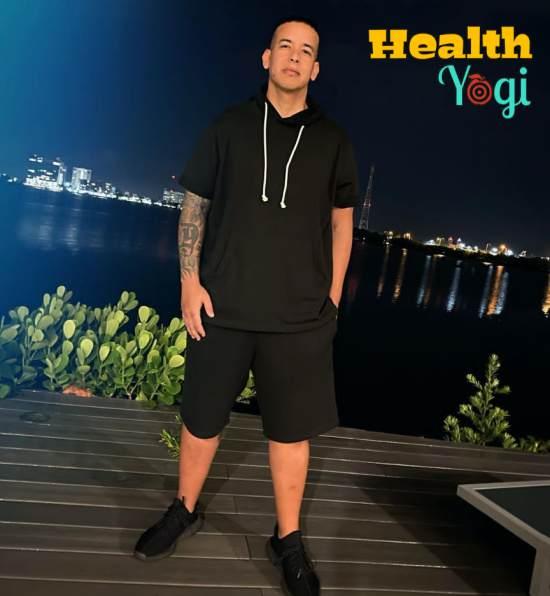 Daddy Yankee Diet Plan