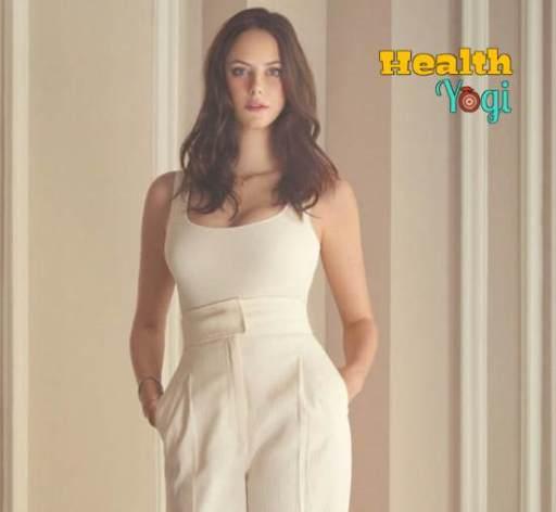 Kaya Scodelario Diet Plan and Workout Routine