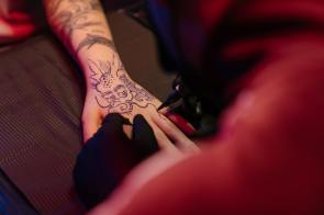 Your Tattoo Aftercare Can Kill You