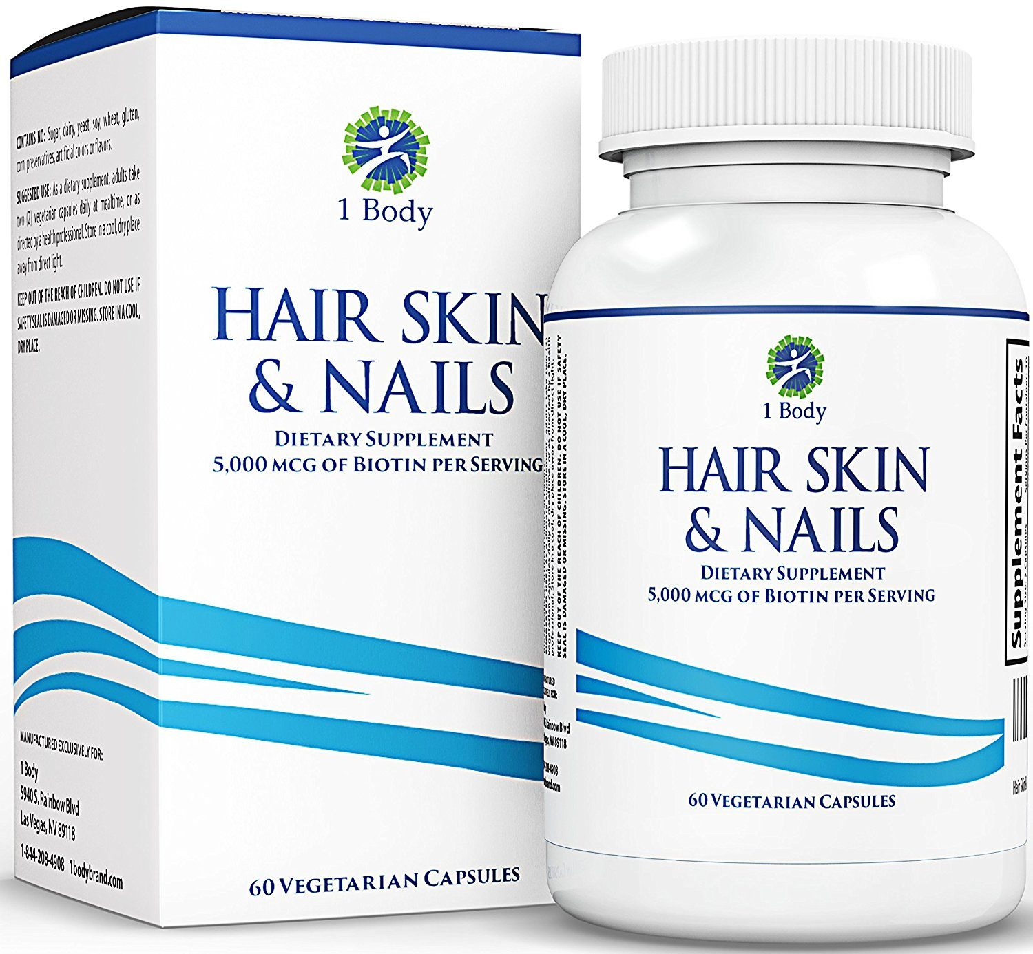 What Is The Best Vitamin Stack For Hair And Nails