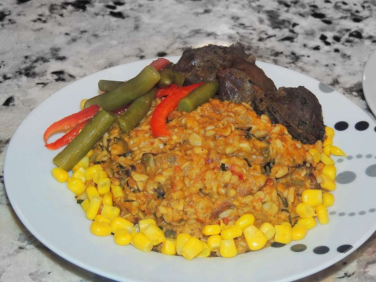 Ukwa (Breadfruit) Porridge Recipe & Preparation