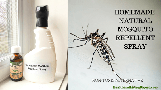 Natural Homemade Mosquito Repellent: Mosquito Fighting Tips