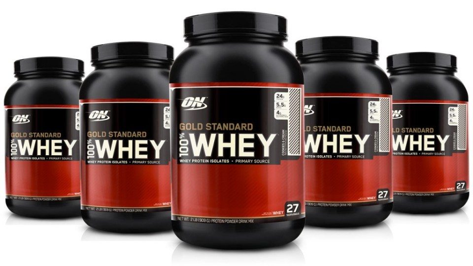 Optimum Nutrition Gold Standard 100 Whey