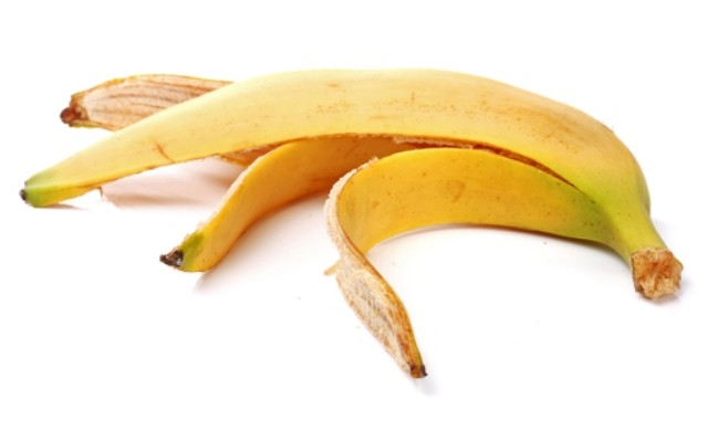 Banana Peels For Burns