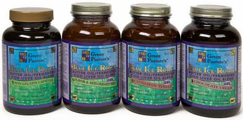 Cod Liver Oil – Fermented