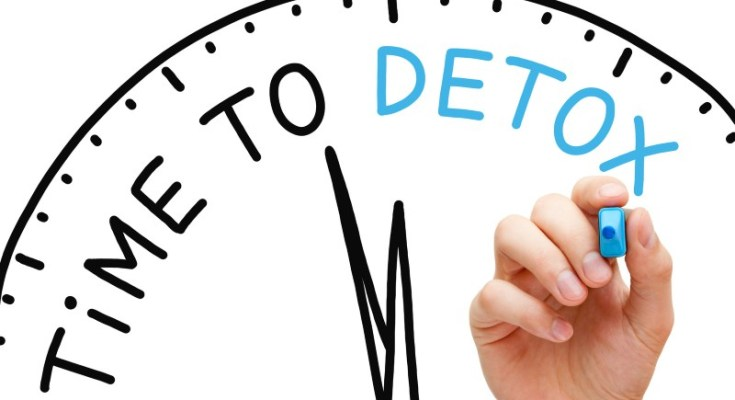 How To Perform An Easy At Home Full Body Detox