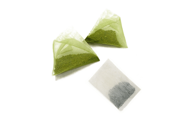 Green Tea Bag for Puffy Eyes