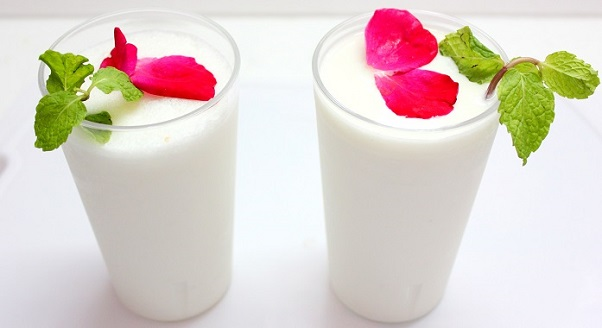 Butter milk to reduce body heat