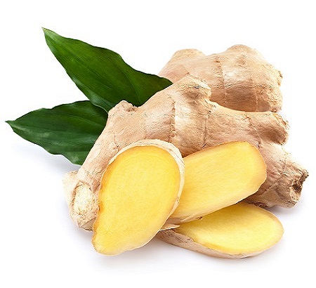 Ginger For Flat Stomach