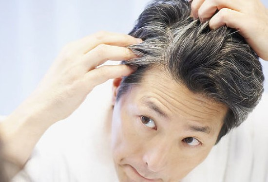 How to reduce grey hair