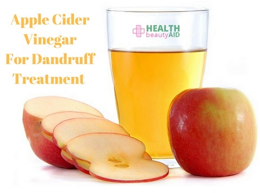 Apple Cider Vinegar for Dandruff