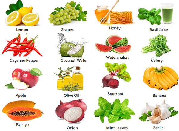 Foods That Can Bring Down High Blood Pressure