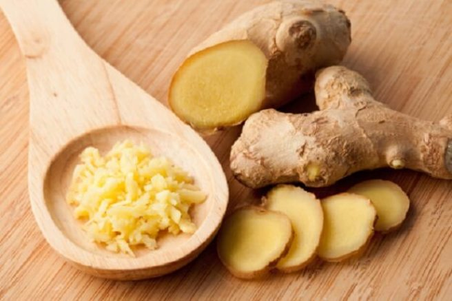 Ginger for Hives