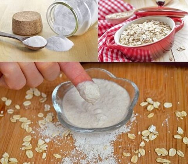 Uncooked Oatmeal For Hives