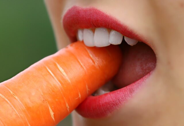 benefits of carrot in hindi /गाजर के
