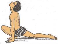 Surya Namaskar Step-10