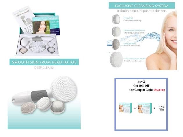 essential skin solutions