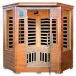 prebuilt sauna