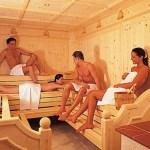 sauna calories