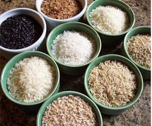 Health benefits of Rice