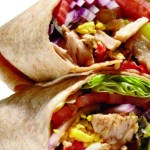 Protein packed wrap