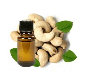 Health Benefits of Cashew Nut Oil