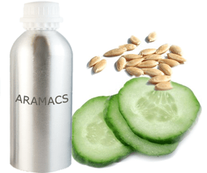 Health benefits of Cucumber Seed Essential oil