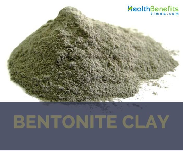 Bentonite clay facts and health benefits