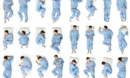 The Perfect Sleeping Positions to Common Body Problems