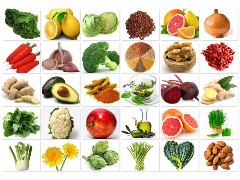 Foods That Can Help Cleanse Your Body | 2016 Detox Guide