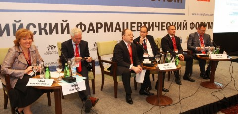 Russian Pharmaceutical Phorum – Change of view for the industry