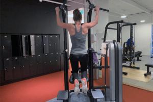 Blijven sporten zonder het sportieve gen