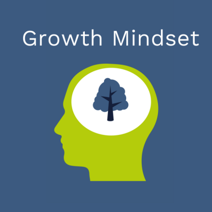 Image depicting a growth mindset