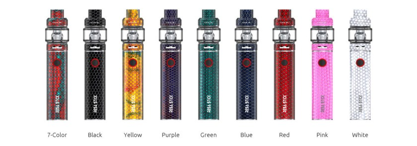 SMOK Resa Stick Starter Kit with Resa Baby Tank