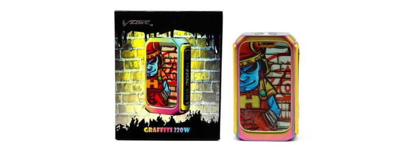 Vzone Graffiti 220W Box Mod