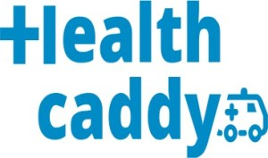 Health Caddy logo (Custom)