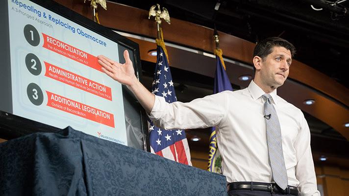 GOP Obamacare repeal