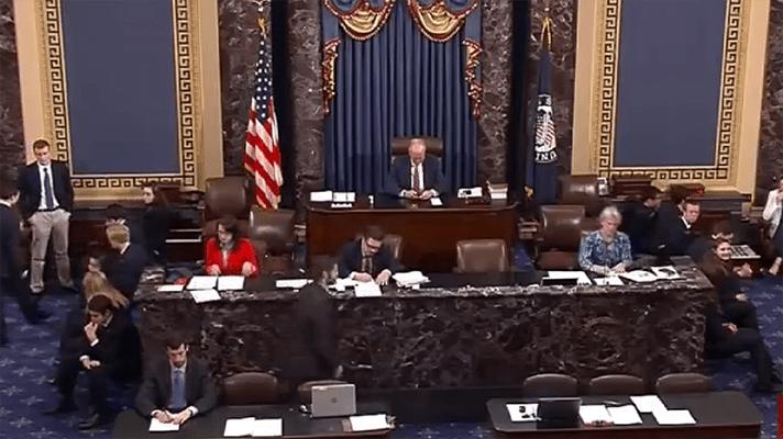 senate parliamentarian ruling on GOP healthcare bill