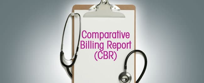 Comparative-Billing-Report (CBR)