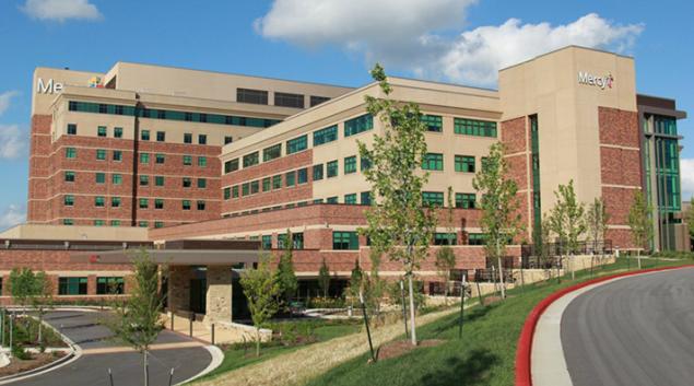 St Lukes Hospital Missouri