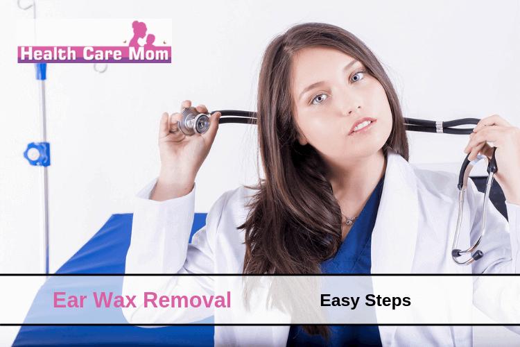 Ear Wax Removal Using Hydrogen Peroxide